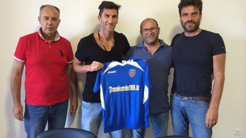 Calciomercato Siracusa, Spinelli firma il rinnovo