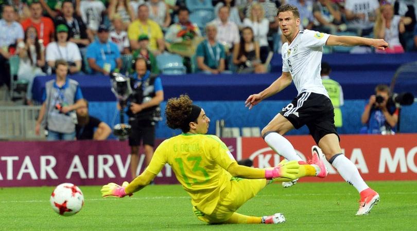 Confederations Cup, finale Germania-Cile: Messico ko