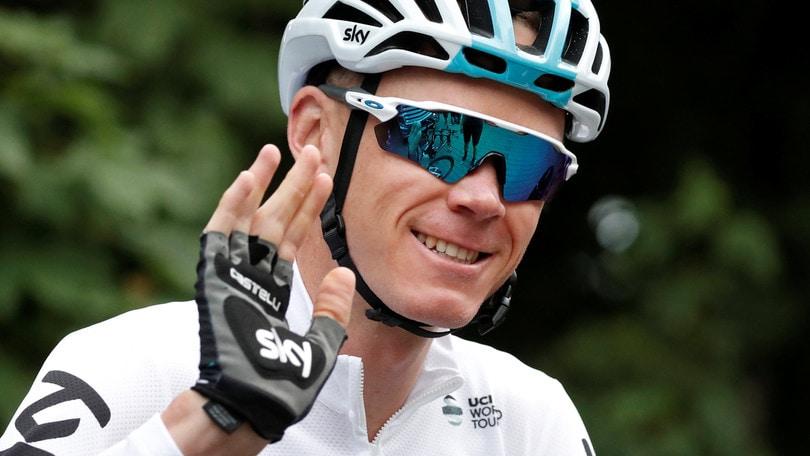 Tour de France: in quota è sfida Froome-Porte