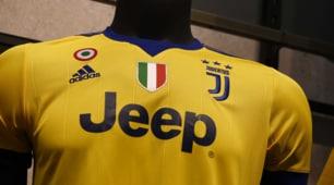 Juventus, che show per la presentazione della seconda maglia!
