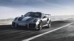 Porsche 911 GT2 RS, il mostro da 700 CV