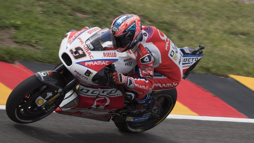 MotoGp, Sachsenring: Marquez avanti per la pole