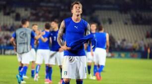 Europeo U21, Bernardeschi e Skriniar nella Top 11