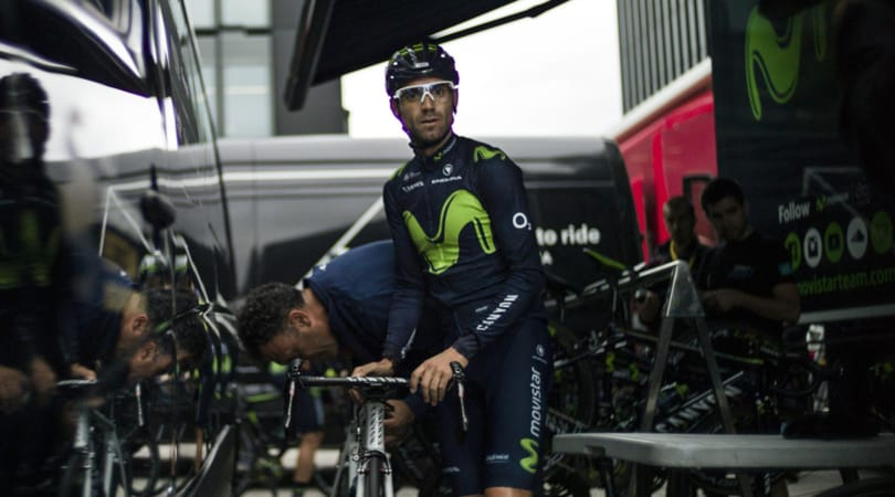 Tour de France: brutta caduta per Valverde, si ritira dalla Grande Boucle