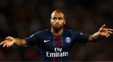 Napoli, dalla Francia: «Il Tottenham ci prova per Lucas»