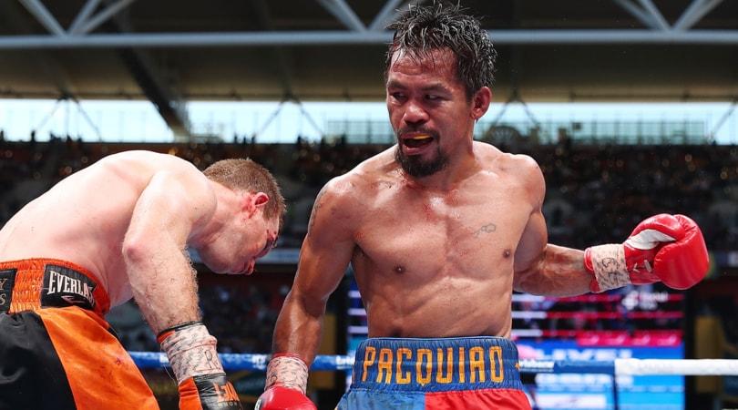 Wbo, clamorosa sconfitta per Pacquiao: vince Horn ai punti