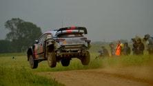 Rally, Polonia: Neuville vince e accorcia