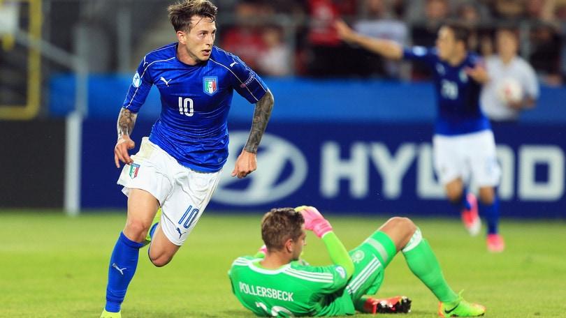 Corvino spaventa la Juventus: «Bernardeschi è incedibile»
