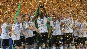 Confederations Cup, festa Germania: Cile ko 0-1