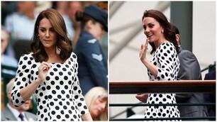 Wimbledon, la nuova madrina è Kate Middleton