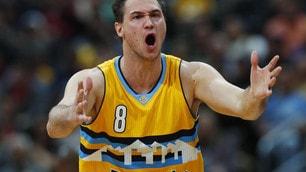 NBA, Gallinari verso i Clippers. Durant rinnova