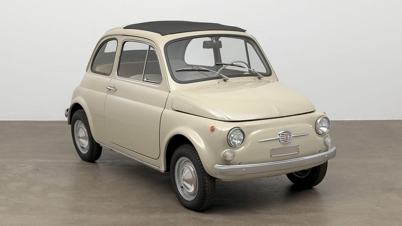 La Fiat 500 festeggia 60 anni al MoMA di New York