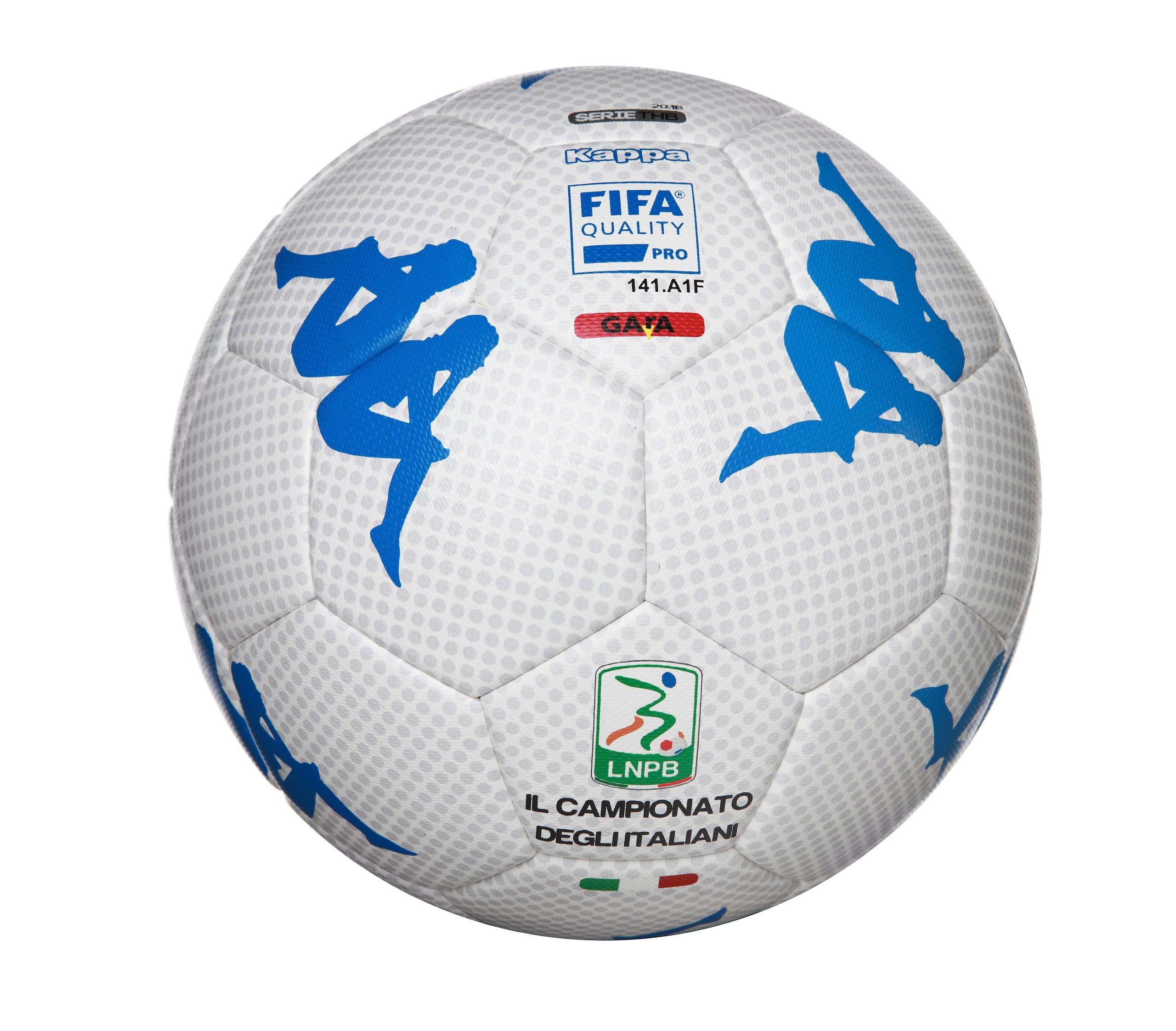 Serie B 2017/18: ecco il nuovo pallone ufficiale del campionato