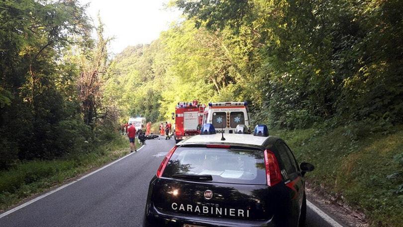 Moto, incidente mortale per Lucchinelli Jr
