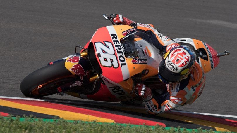 """MotoGp: una """"corsa speciale"""" tra Marquez e Pedrosa"""