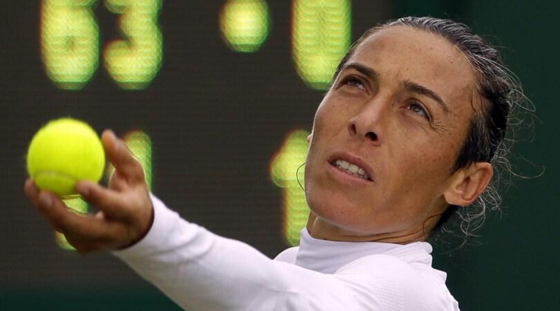Francesca Schiavone saluta Wimbledon: ko con la Svitolina