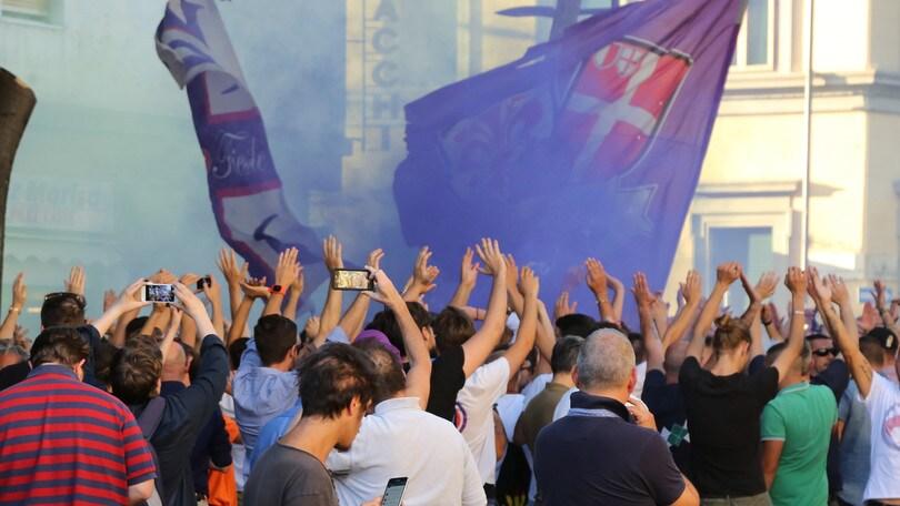 Serie A Fiorentina, la squadra ha bisogno dei tifosi