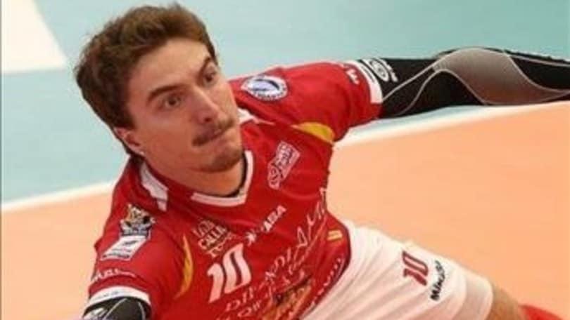 Volley: Superlega, Federico Tosi firma per Modena