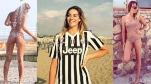 Veronica Angeloni torna in Italia, i tifosi Juve festeggiano