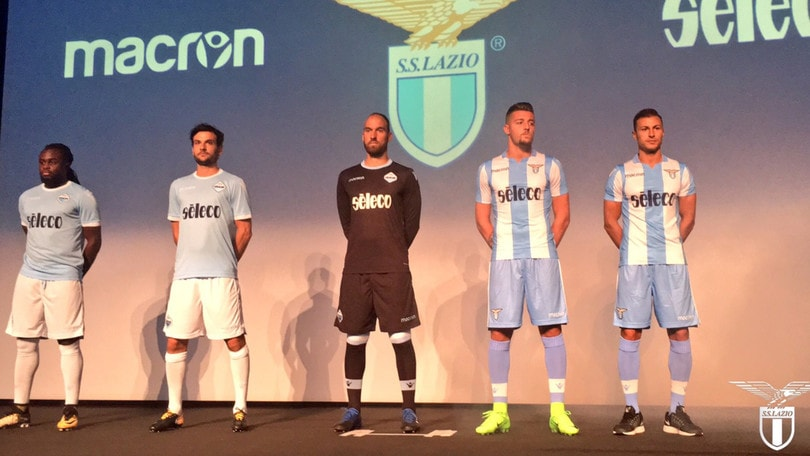 divisa Lazio ufficiale