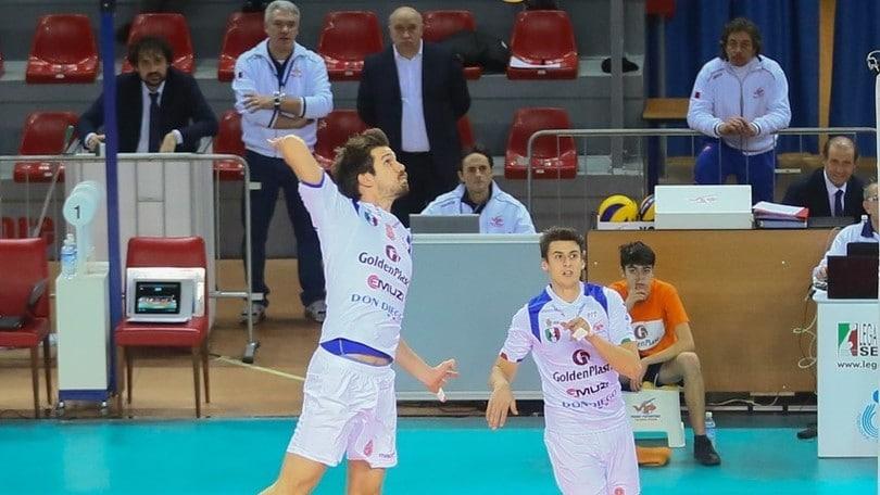 Volley: A2 Maschile, a Reggio Emilia arriva Alberto Bellini