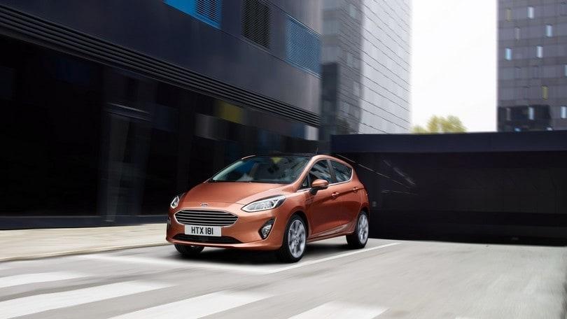 Ford Fiesta, l'auto di tutti