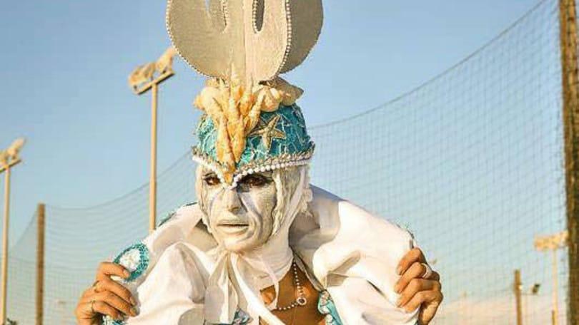 """Ecco il Circo Bianco con lo show a tema """"Water"""""""