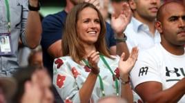 Wimbledon, Murray piega Fognini: tutta la gioia di Kim