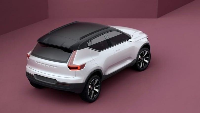 Volvo, dal 2019 un motore elettrico su ogni auto