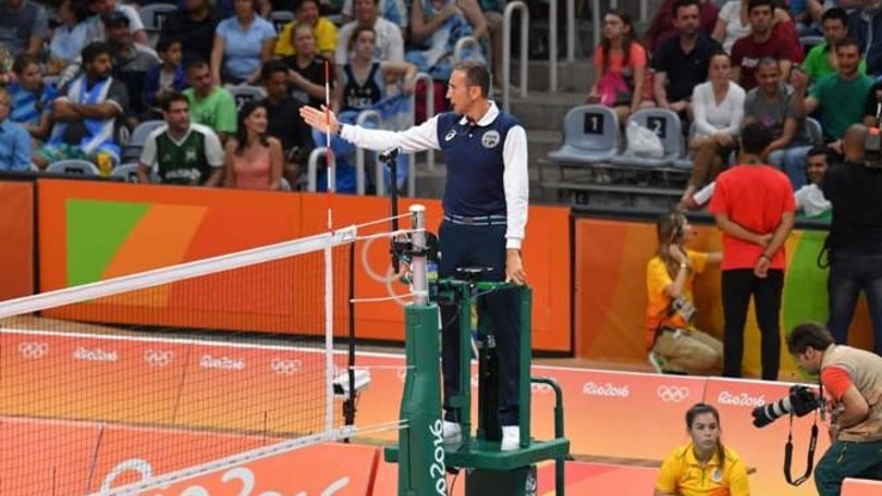 Volley: World League, l'Italia in finale con l'arbitro Pasquali