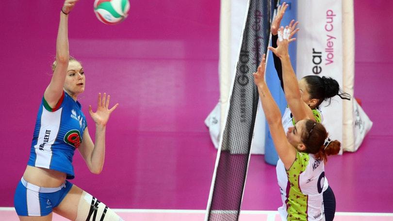 Volley: A1 Femminile, Busto si assicura Alexandra Botezat