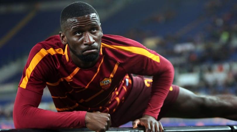 Roma, Rudiger al Chelsea è ufficiale: 35 milioni più 4 di bonus