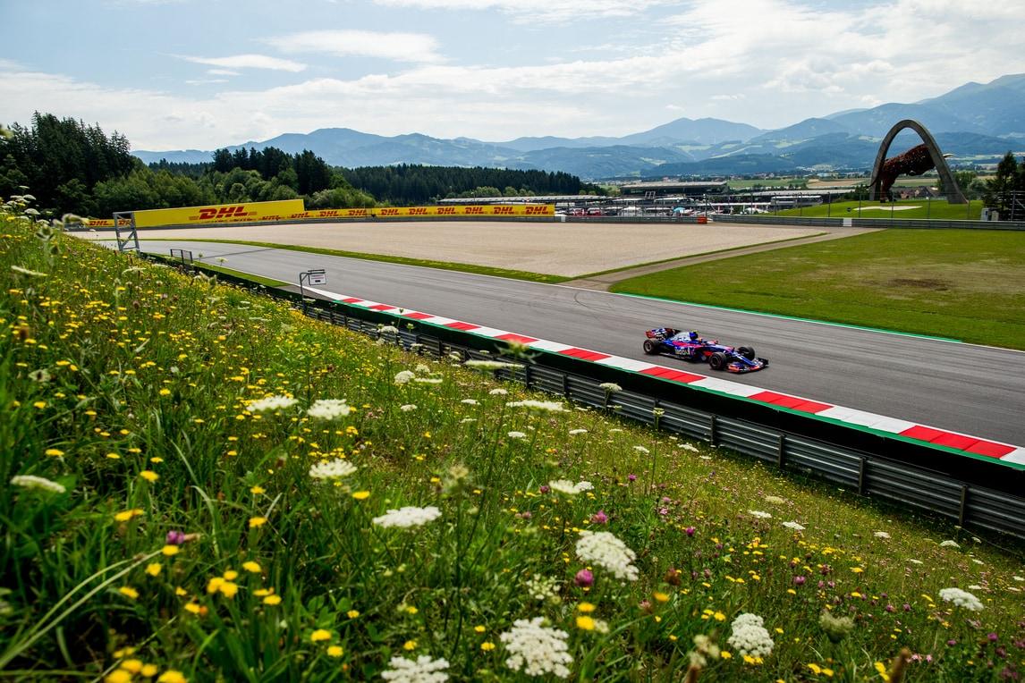 F1, Gp Austria: le migliori foto delle qualifiche