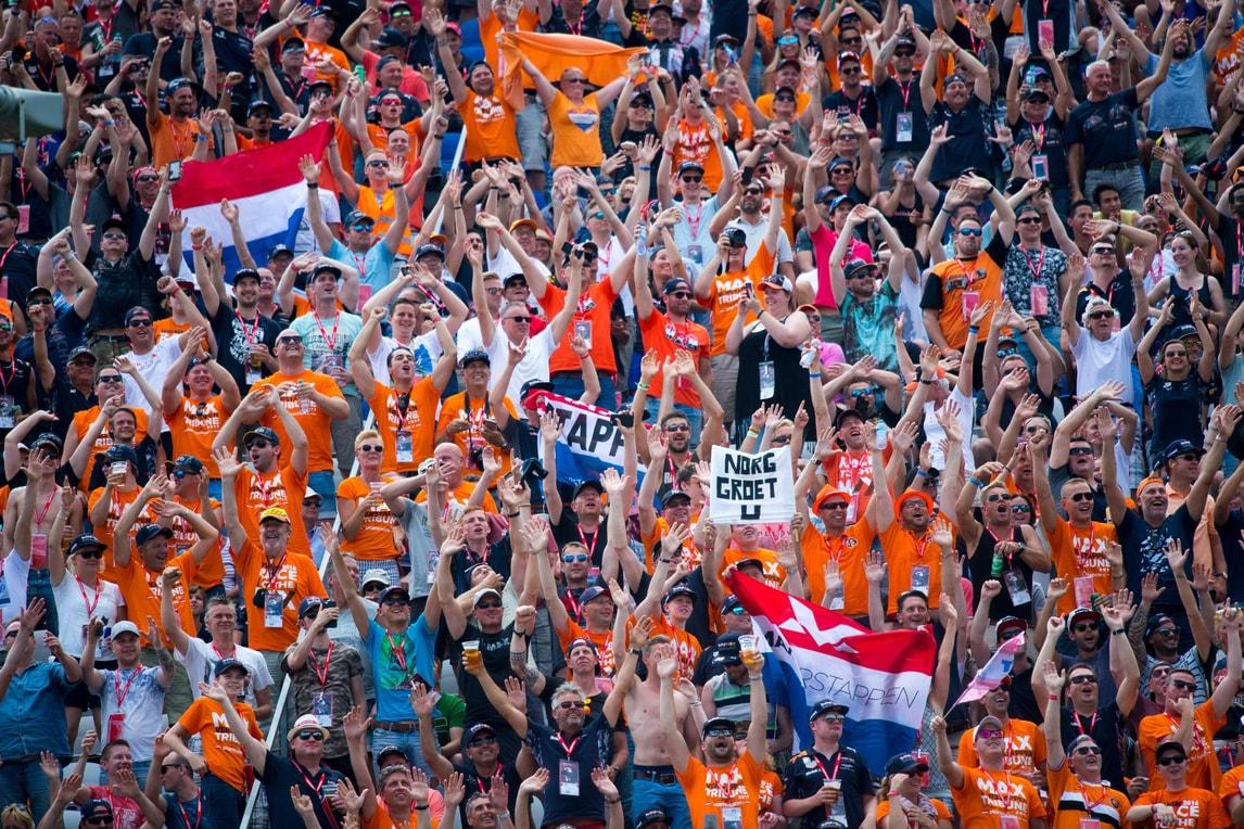 F1, Gp Austria: a Spielberg tutti in arancione per Verstappen