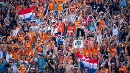 F1, Gp Austria: a Spielberg una marea arancione per Verstappen