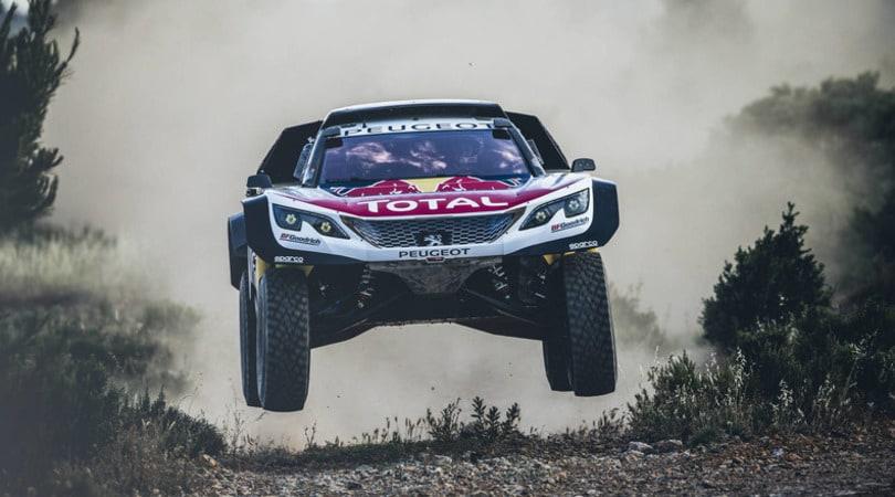 Peugeot 3008 DKR Maxi, esordio con vittoria sulla Via della Seta