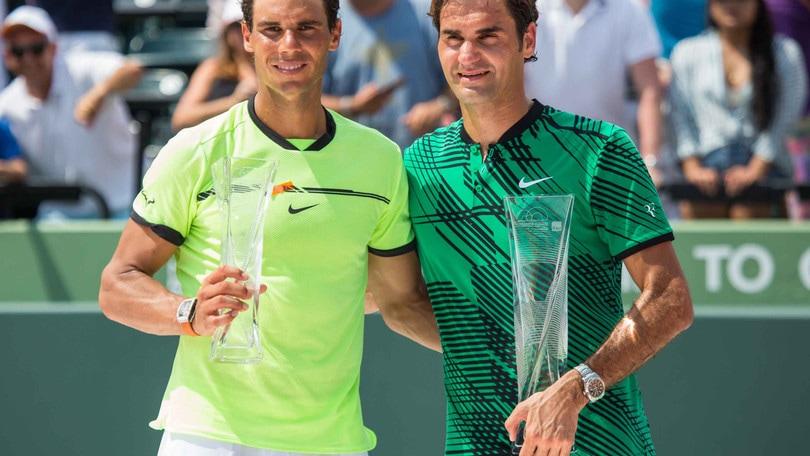 Tennis, Wimbledon: Federer-Nadal, scontro alla pari in quota