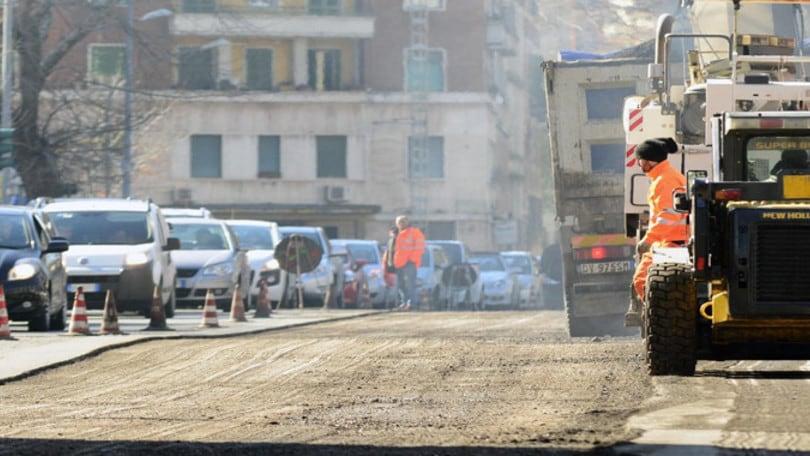 Strade, emergenza manutenzione in tutta Italia