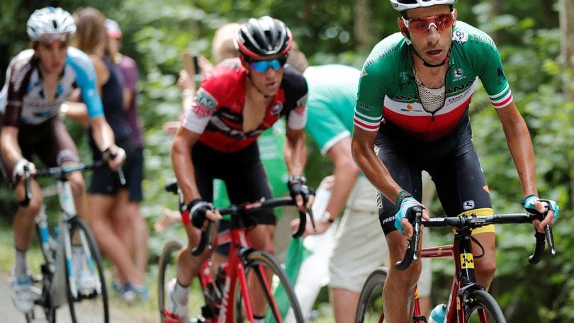Tour de France: Aru, impresa in giallo a 4,50