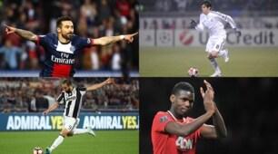 Calciomercato, la top 10 delle plusvalenze italiane