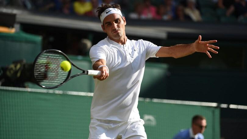 Tennis, Wimbledon: Nadal out, Federer vola a 2,65