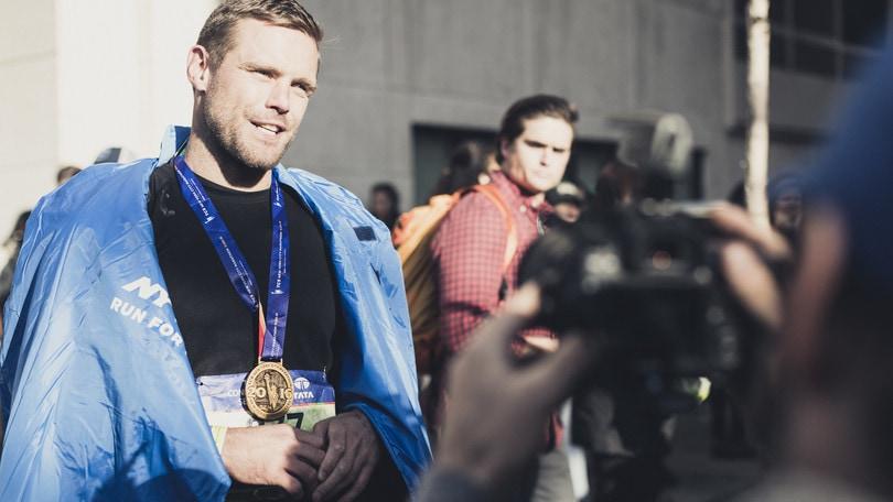Alla Maratona di NY anche il #RunInvictus team