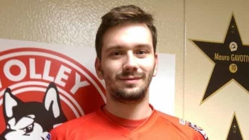 Volley: Superlega, Castellana Grotte prende il greco Tzioumakas