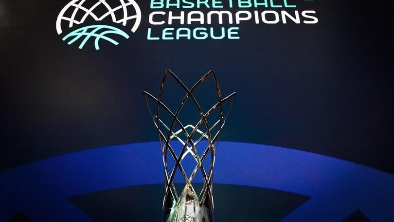 FIBA Champions, sorteggiati i gironi