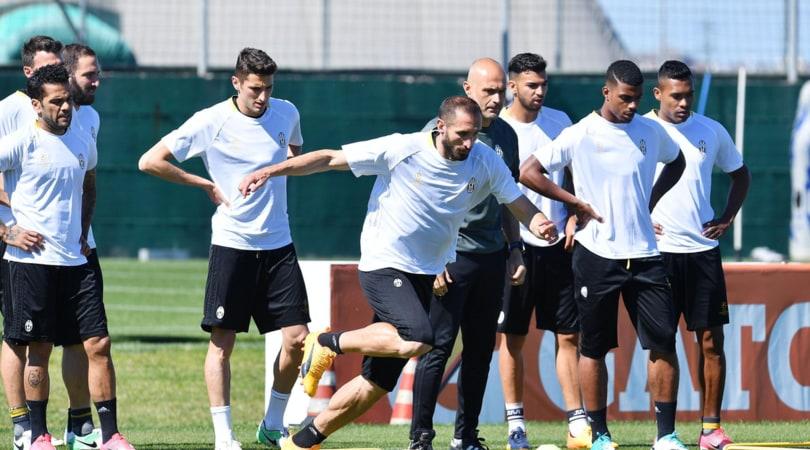 La Juventus cancella la tournée in Messico