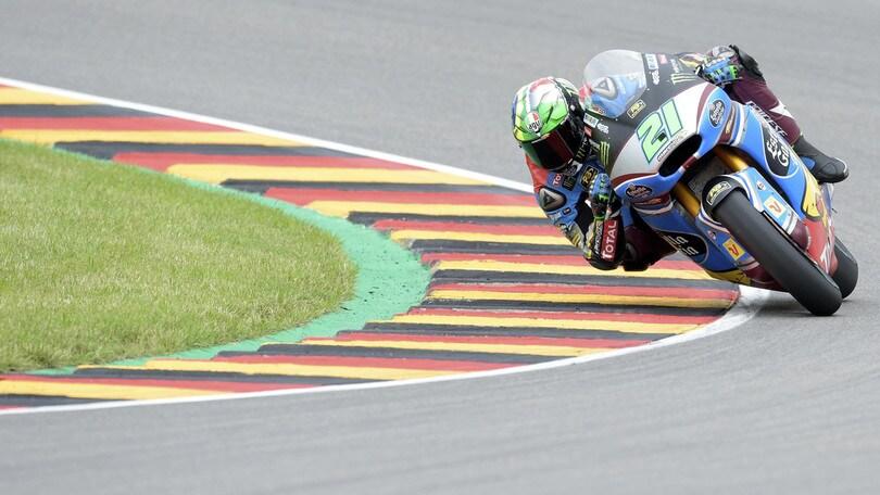 Moto2, Morbidelli: «A Brno una tuta in omaggio al Brasile»