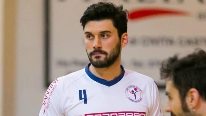 Volley: A2 Maschile, Tuscania tessera Alessandro Sorgente