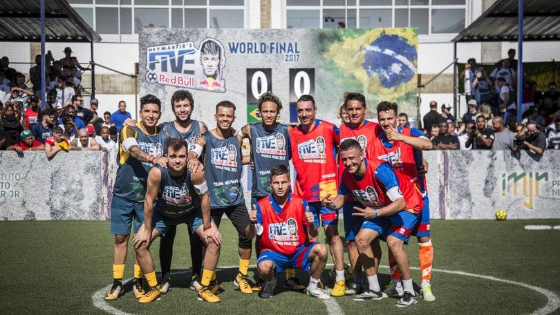 Alla Romania il Neymar Jrs' Five