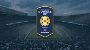 International Champions Cup, il programma completo