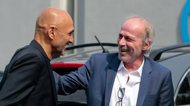 Inter, Sabatini vede l'agente di Perisic e Jovetic. Ausilio: «Nainggolan non è sul mercato»